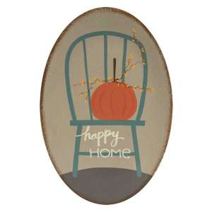Happy Home Fall Plate - # 34411