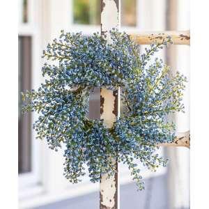 "Bursting Astilbe Candle Ring, Sky Blue, 3"" - FFG9464SB"