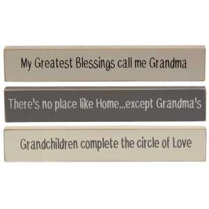 #34413 Grandma Mini Stick
