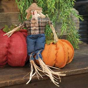 Plaid Scarecrow - CS37393