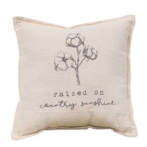 Country Sunshine Pillow #90594