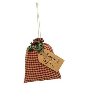 Jingles Toy Company Bag Ornament - # CS37646