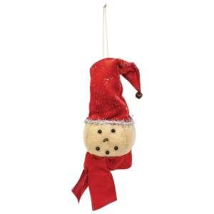 Stocking Cap Snowman Ornament - # CS37694