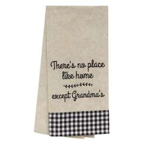 No Place Like Home Dish Towel - # 28028