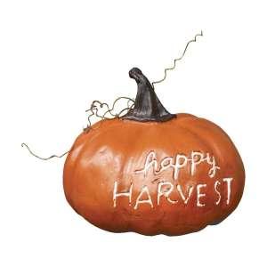 Happy Harvest Pumpkin #13162