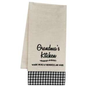Grandma's Kitchen Dish Towel #28029