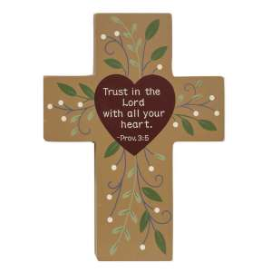 Trust in the Lord Cross #35109