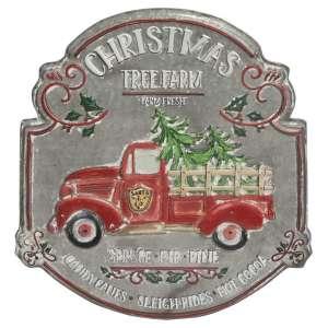 Christmas Tree Farm Metal Sign #60320