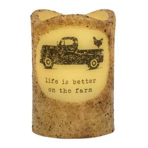 Better on the Farm Truck Timer Pillar #84832