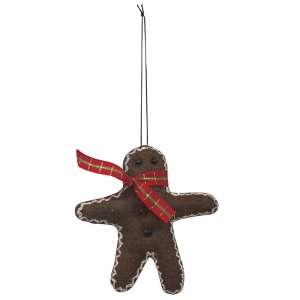 Gingerbread Man Ornament #CS37824