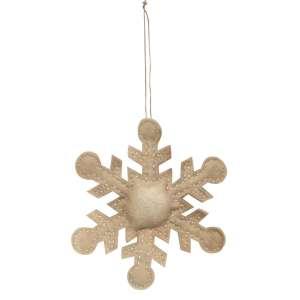 Antique Snowflake Ornament #CS37872