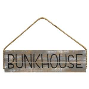 Rustic Wood Bunkhouse Sign #35271