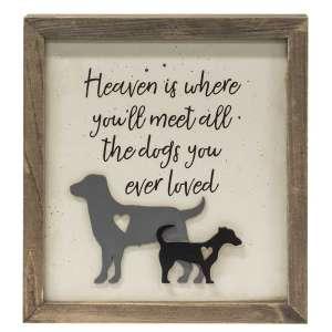 #35317 Heaven Is Where You'll Meet...Frame#35317 Heaven Is Where You'll Meet...Frame