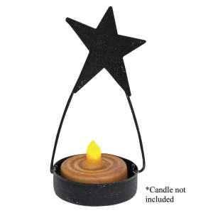 Whimsical Star Tealight Holder #46220