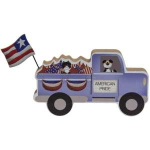 American Pride Chunky Truck #35295