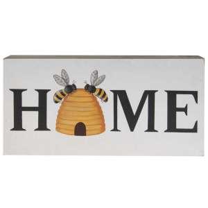 Beehive Home Box Sign #35368
