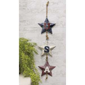 USA Hanging Stars #70072