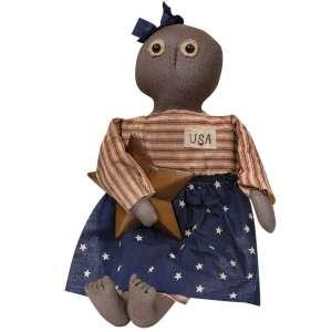 Miss Prim USA Doll #CS37999