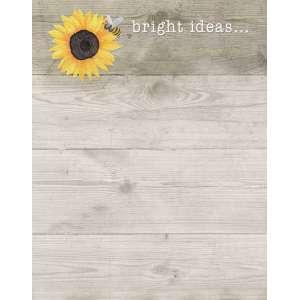 #50076, Bright Ideas Mini Notepad