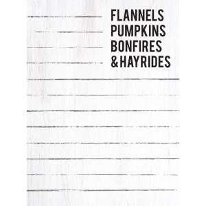#50083, Flannels Mini Notepad
