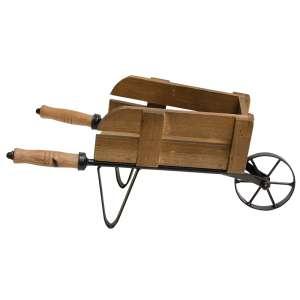Distressed Garden Wheelbarrow #70081