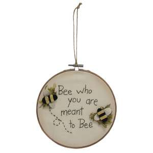 Meant To Bee Hanging Sampler #90957