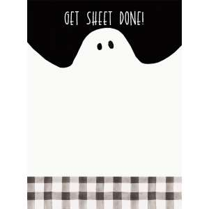 #54094 Get Sheet Done Mini Notepad