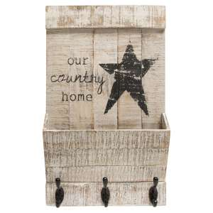 Our Country Home Wall Organizer #28082