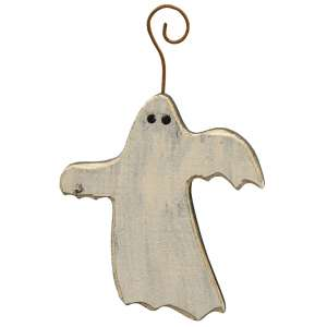 Ghost Ornament #33855