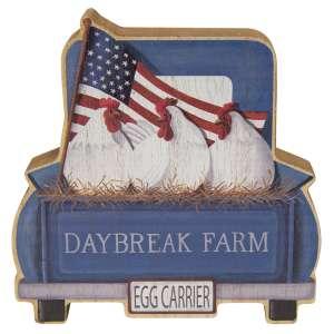Daybreak Farm Chunky Truck Sitter #35626