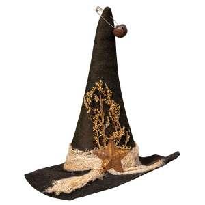 Felt Witch Hat Ornament #CS37942