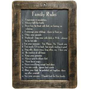 Blackboard - FAMILY #32437