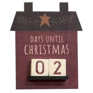 Saltbox House Christmas Countdown Calendar #35725