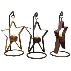 Whimsical Tealight Star - Stand #46212