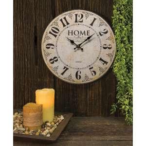 #75008 Home 1889 Wall Clock