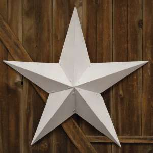 "White Barn Star - 48"" - # 46568"