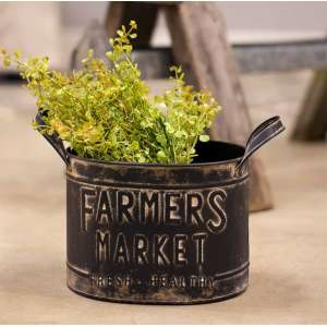 Farmers Market Bucket - # 60231