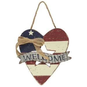 Heart Flag Hanger - # 90711