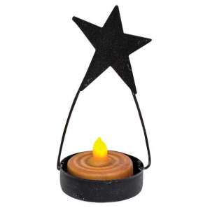 46220 Whimsical Star Tealight Holder